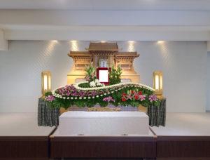 白木祭壇65プラン