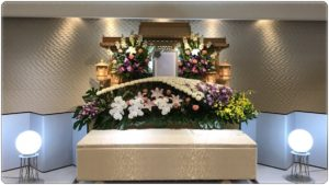 生野区 葬儀社 絆プラン 白木45
