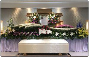 生野区 葬儀社 絆プラン 白木85