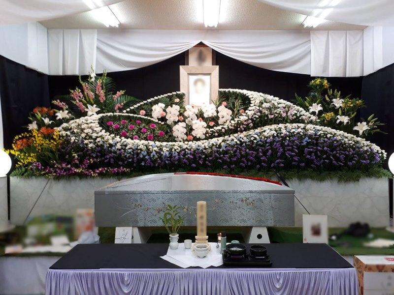 生野区 巽 地域会館 葬儀