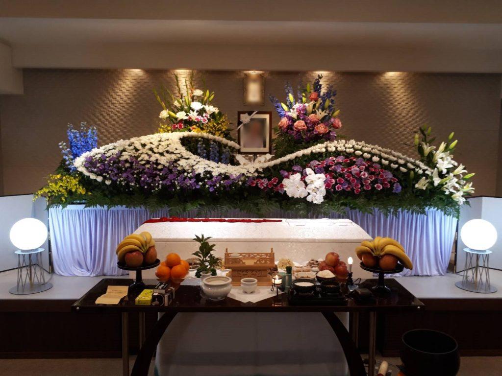 生野 ファミリーホール絆で家族葬