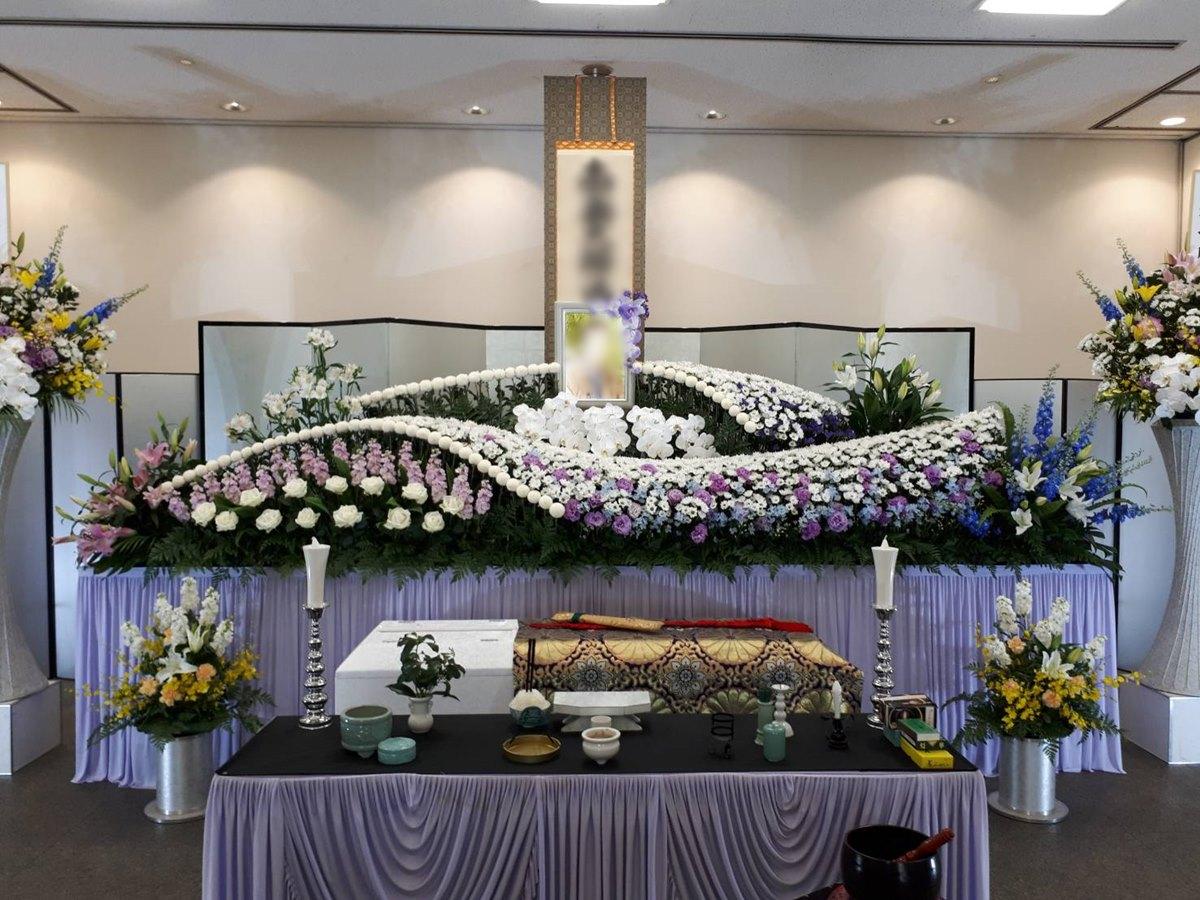 大阪市立瓜破斎場でお葬式を