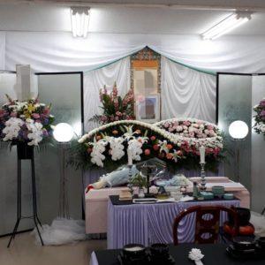 地域会館での家族葬