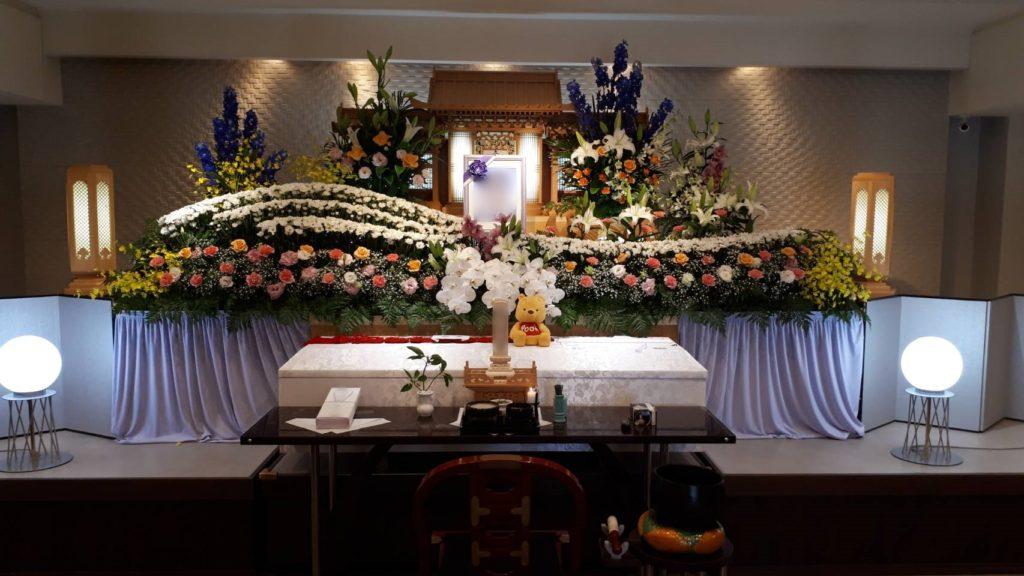 生野区 ファミリーホール絆で家族葬